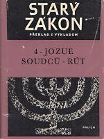 Stary zakon  preklad s vykladem 4  Jozue Soudcu Rut