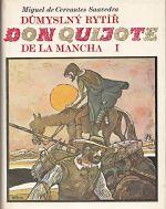 Dumyslny rytir don Quijote de la Mancha III - Saavedra Miguel de Cervantes | antikvariat - detail knihy