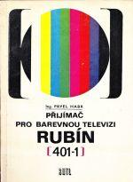 Prijimac pro barevnou televizi Rubin 4011