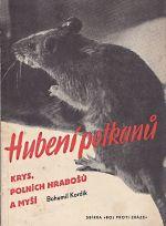 Hubeni potkanu krys polnich hrabosu a mysi