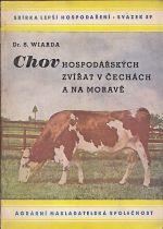 Chov hospodarskych zvirat v Cechach a na Morave