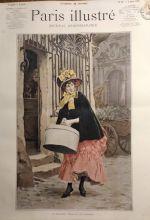 Paris illustre  Journal Hebdomadaire 1889