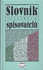 Slovnik italskych spisovatelu