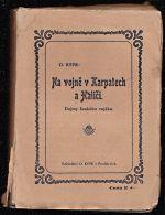 Na vojne v Karpatech a Halici