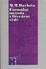 Formalni metoda v literarni vede