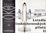 Letadla ceskoslovenskych pilotu II