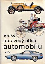 Velky obrazovy atlas automobilu