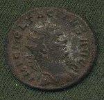 AE Antoninianus Rim cisarstvi Tacitus
