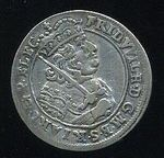 6 Gros 1685 HS  Branib Prusko  Fridrich Wilem