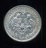 3 Marka 1927 A Nemecko Vymarska republ
