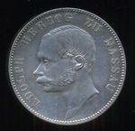 Spol tolar 1863 Nassau Adolf