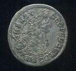3 Krejcar 1698  Uhry  Leopold I
