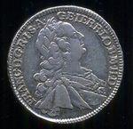 17 Krejcar 1754  Uhry Frantisek I