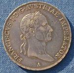 12 Tolar 1835 A Rakousko Frantisek II