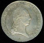 Tolar 1823 A Rakousko Frantisek II