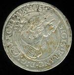 XV Krejcar 1664