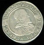 14 Tolar 1590  Uhry Rudolf II