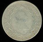 20 Krejcar 1791B