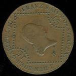15 Krejcar 1807B  Uhry Frantisek II