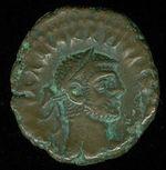 Biltetradrachma Diocletianus Egypt Alexandria