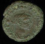 Bil tetradrachma  Diocletianus Egypt Alexandria