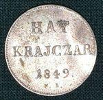 6 Krejcar 1849