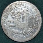 Tolar 1621  Svycarsko kan Schaffhausen