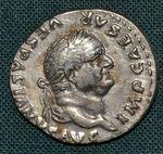 AR Denar  Rim  cisarstvi Vespasianus