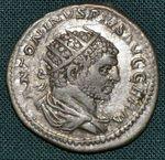 AR Antoninianus  Rim  cisarstvi Caracalla