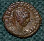 Bil tetradrachma  Aurelianus Egypt Alexandria