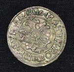 3 Krejcar 1616 s tit Matyase II