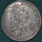 Tolar 1737  Tyrolsko  Karel VI