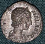 AR Denar Rim  cisarstvi JMamaea - B7585   antikvariat - detail numismatiky