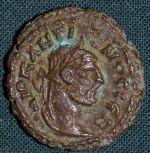 Tetradrachma Diocletianus Egypt Alexandria