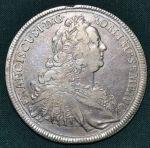 Tolar 1764 FAH  Augsburg  mesto  Frantisek I