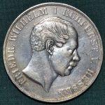 2 Tolar spolkovy 1854CP  Friedrich Wilh