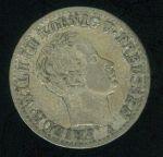 Prusko  Fr  Wilhelm III  1797  1840  16 Tolaru 1822A