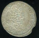Uhry Leopold I 1657  1705 XV Krejcar 1696