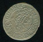 Uhry Leopold I 1657  1705 3 Krejcar 1695 - C987   antikvariat - detail numismatiky
