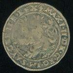 Cechy  Maxmilian II  1564  1576  Bily gros 1574