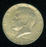 USA 12 Dollar 1967