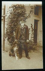 Pes a jeho pan