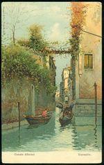 Venezia  Canale Albrizzi