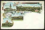 Pozdrav z Mnichova Hradiste