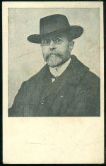 T G Masaryk  president Narodni rady ceskoslovenske
