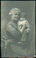 Babicka s vnuckou