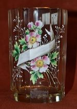 Brousena sklenice | antikvariat - detail starozitnosti