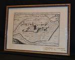 Das Schloss Chlumnitz in Bohmen  Chlumec nad Cydlinou r 1640