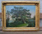 Krajina s dubem - Horcicka O  I  | antikvariat - detail starozitnosti