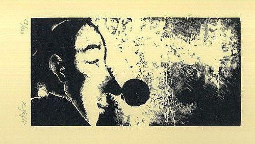 Klaun - Safar Karel | antikvariat - detail grafiky